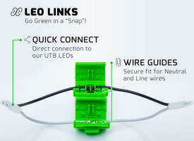 ULUXUS Link LED Retrofits come with Leo Links.