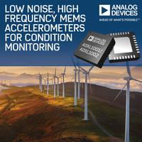 MEMS Accelerometers offer electrostatic self-test.