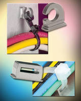 PEM® TY-D® Self-Clinching Cable Tie-Mounts and Hooks Securely Attach Cables and Wires to Electronic Chassis or Enclosures