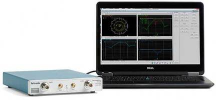 TTR500 Series Vector Network Analyzers feature built-in bias tee.