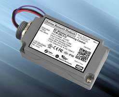TCM-LV Series Modules meet IP50 and UL2043 standards.