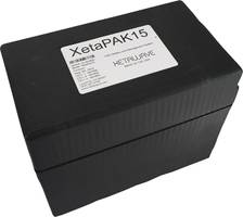 XetaPAK™ Smart Battery comes with MPPT solar panel controller.