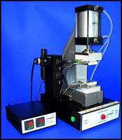 LTP-250 Micro-Press™ can be operated with or without dual temperature controller.