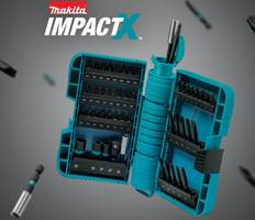 Makita Hits Back Against Standard Fastening Bits with Impact X