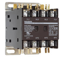 Ex9CKT Series DP Contactors feature high arc-resistant polyester base assembly.