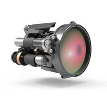 Ophir® LightIR™ Zoom Lens is equipped with single board controller.