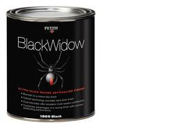 Pettit Ultra-Slick Black Widow Antifouling Paint is Now Available