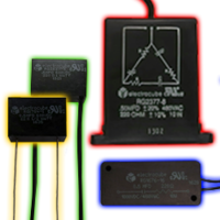 New Yorker Electronics Supplies Electrocube RC Networks Resistor-Capacitor Circuits
