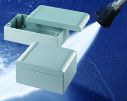 AluCase Enclosures safeguard electronics.