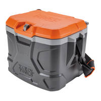 Tradesman Pro™ Tough Box Cooler comes with lock hasp.