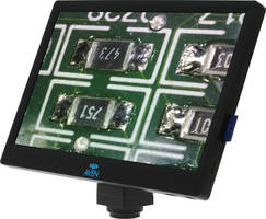 Inspection Camera features built-in SD card reader.