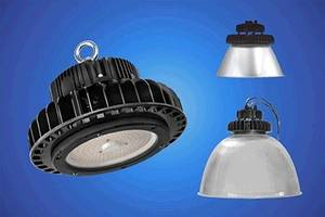 LED High Bay Fixtures meet DLC standards.