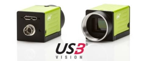 Go Series Cameras feature IMX250 CMOS image sensor.