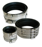 Matco-Norca Offers Standard & Heavy-Duty No Hub Couplings for Hubless Cast Iron Pipe & Fitting Applications