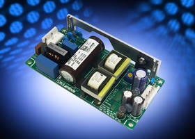 CUT35 Power Supplies feature leakage current of less than 300µA.