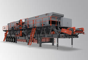 Tandem Guardian® Screen Plant comes with onboard tensioner.
