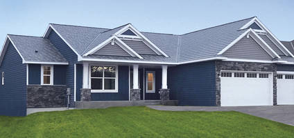 Prism Collection Steel Siding offers 35-year fade protection.