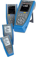 AEMC® Introduces the New ASYC IV Digital Multimeter Models MTX 3290, MTX 3291, MTX 3292 & MTX 3293