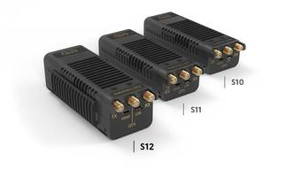 Matchstiq™ S12 SDR Platforms are integrated with 1PPS GPS receiver.