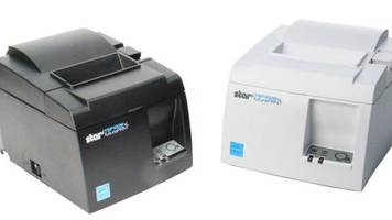TSP100IIIU Thermal Receipt Printer features USB interface.