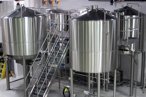 Heating Equipment for the Brewing Industry