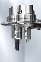 TRIBOS Precision Tool Holders are available for HSK-E 20 interface.