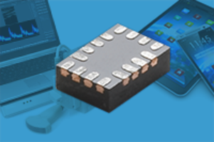 DG2788A Analog Switch offers resistance flatness of 10 mΩ.