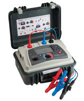 Insulation Resistance Testers from Megger Safely Test High- and Low-Voltage Equipment