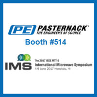 Pasternack to Exhibit at the 2017 IEEE MTT-S International Microwave Symposium in Honolulu