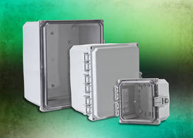 Premium Series Polycarbonate Enclosures are UL, CE and RoHs compliant.