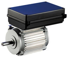 Custom Sinochron® Synchronous Motors and Drives Can Operate Without an Encoder