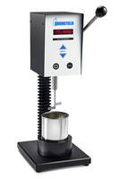 KU-3 Krebs Unit Viscometer comes with touch pad control interface.