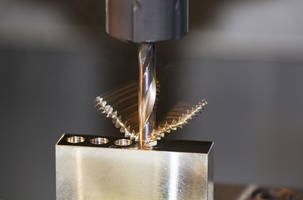 Force X Solid Carbide Drill comes with continuously thinned web design.