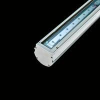 Architura LED Lights feature polycarbonate lensing.
