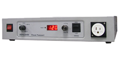 P-Series AC Power Sources deliver 45-500 output frequency.