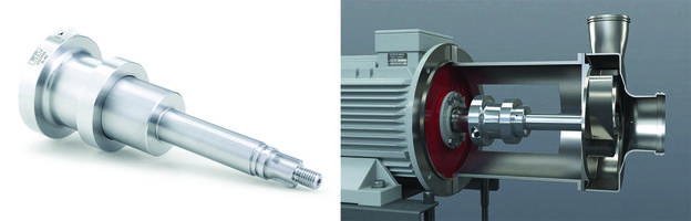Zero-Max ETP-CONNECT® Provides Optimal Impeller Lobe Assembly for Pump Drives With Solid Shafts