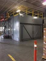 Wisconsin Oven Ships Electrically Heated Enhanced Duty Walk-In Series Oven to a Medical Equipment Manufacturer