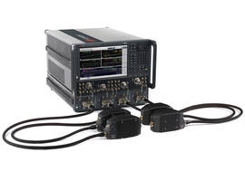 Millimeter-Wave Network Analyzer offers phase accuracy of less than 0.15°.