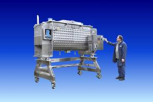 Ribbon Blenders for Specialty Applications
