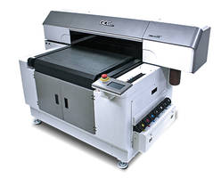 JF-240UV UV Flatbed Printer comes with 1L ink system.