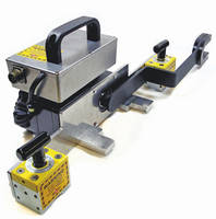 Remote Switch Actuator is housed in rugged protective case assembly.