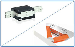 N-331 Piezo Linear Motor Drive features incremental encoder.