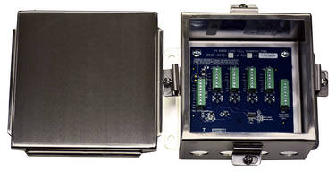 HI 6020 Summing Boxes support up to 4 load cells.