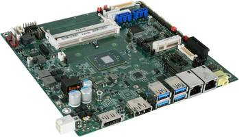 AL171 Mini-ITX Motherboards use System-on-Chip processors.