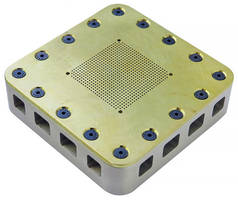 Column Planarizing Tool offers planarity accuracy of 1 mil.
