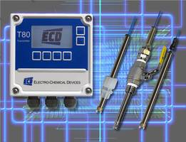 S80-T80 Liquid Analyzer With HART Communications Supports Large Distributed Control Systems