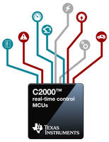 MCU Drive Control System-on-Chip offers EnDat 2.2 interfacing.