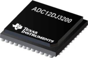 ADC and Phase-Locked Loop features voltage-controlled oscillator.