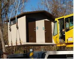Easi-Set Precast Concrete Restrooms Benefit the National Parks System