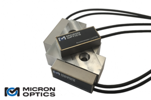 Fabry-Perot Optical Accelerometers can be chained on single HYPERION channel.